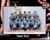 Team Photo Template Berks East  Team Xcel