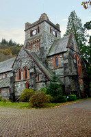 Betws-Y-Coed - Church - Chris Aldous Photography